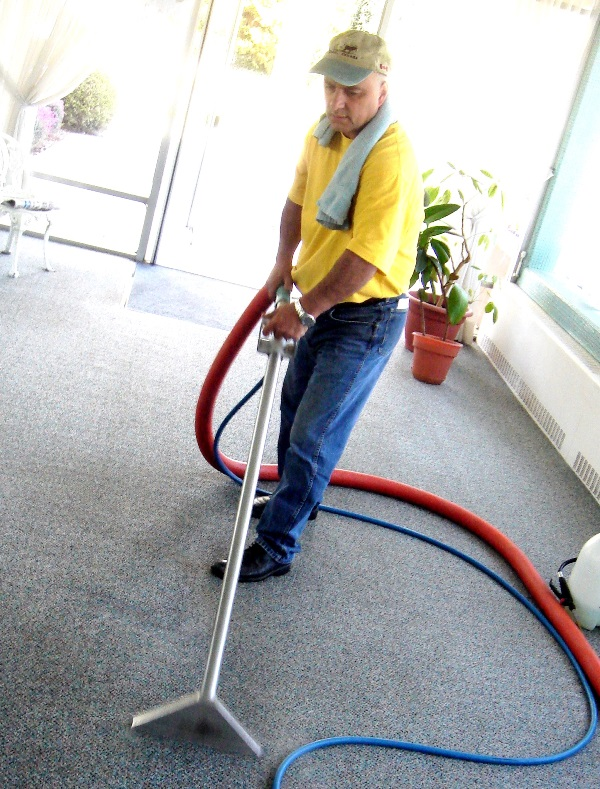 cleaning service in Prague