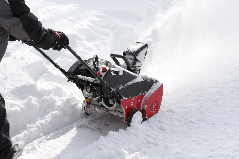 We provide snow clearing Prague